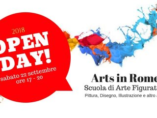 Open Day Arts in Rome